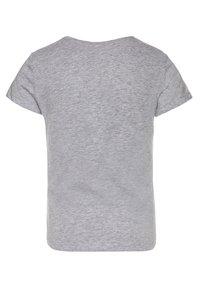 G-Star - Print T-shirt - grey - 1