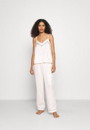 LONG PANTS  - Pyjamas - white