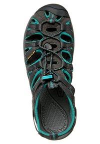 Keen - WHISPER WOMEN - Walking sandals - dark shadow/ceramic - 7