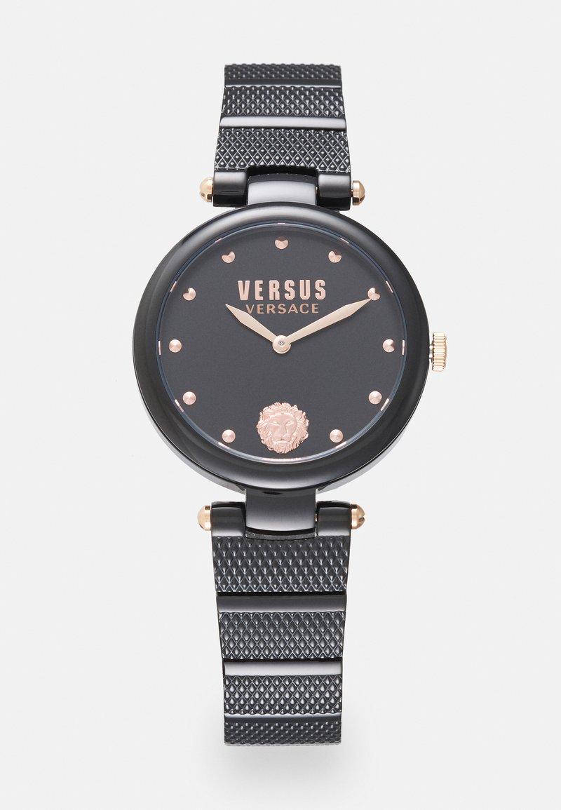 Versus Versace - LOS FELIZ - Hodinky - black