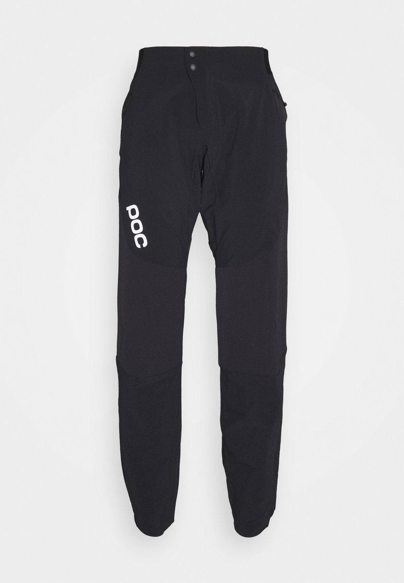 POC - RHYTHM RESISTANCE PANTS - Outdoor trousers - uranium black