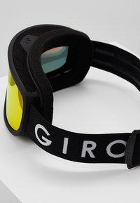 Giro - ROAM - Occhiali da sci - black core - 5