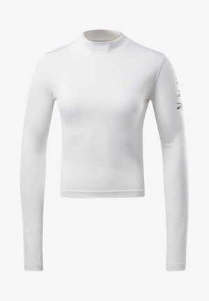 MYT LONG SLEEVE LONG-SLEEVE TOP - Camiseta de manga larga - white