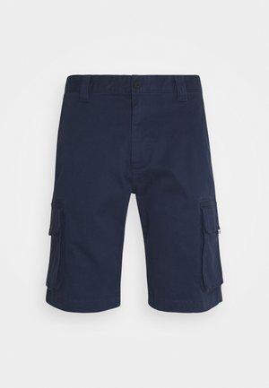 WASHED CARGO - Kraťasy - twilight navy