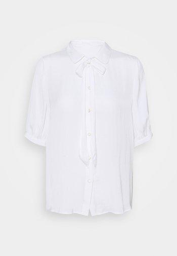 VIDREAMY BOW  - T-shirts med print - cloud dancer