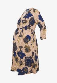 MAMALICIOUS - MLYASMINA TESS DRESS - Vestido informal - orion blue - 3
