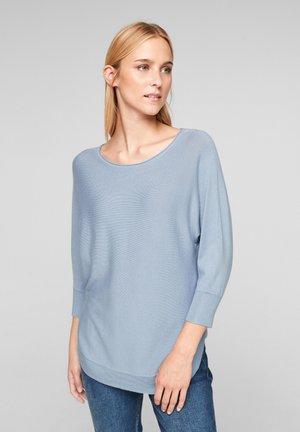3/4 ÄRMELN - Pullover - light blue