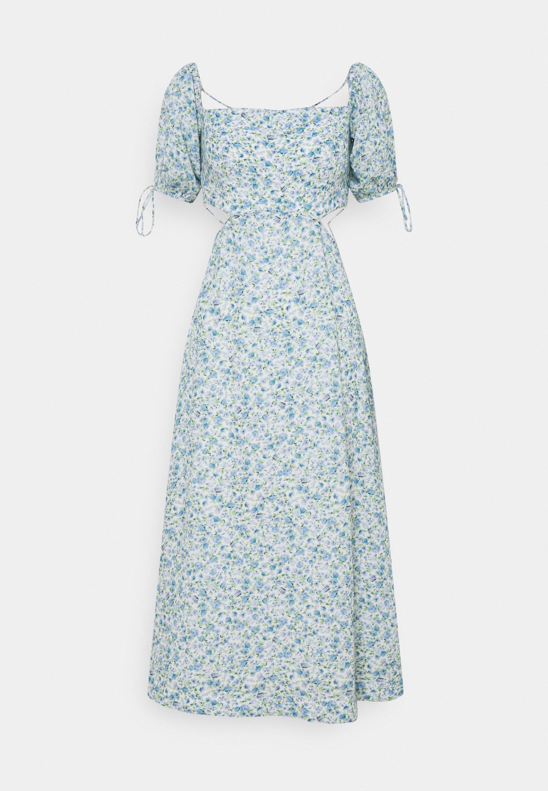 Women FRANKIE CUT OUT MIDI DRESS - Day dress