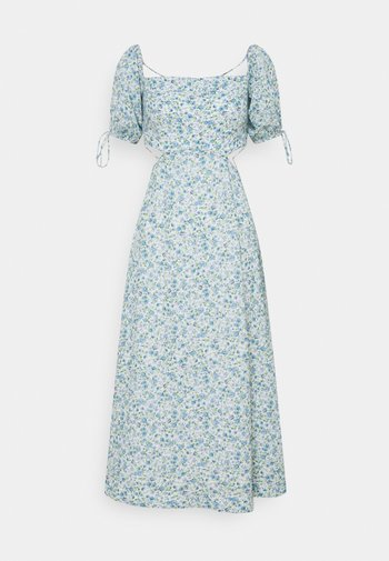 FRANKIE CUT OUT MIDI DRESS - Day dress - multi coloured