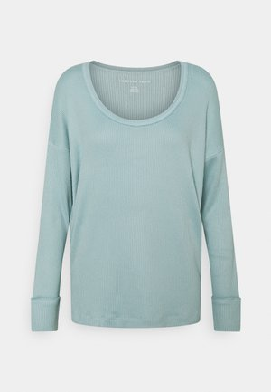 PLUSH - Long sleeved top - green