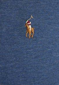Polo Ralph Lauren - SLIM FIT SOFT COTTON POLO SHIRT - Polotričko - derby blue heather - 2