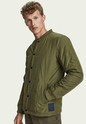 Bomber Jacket - military green