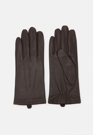 CORE - Gloves - chocolate