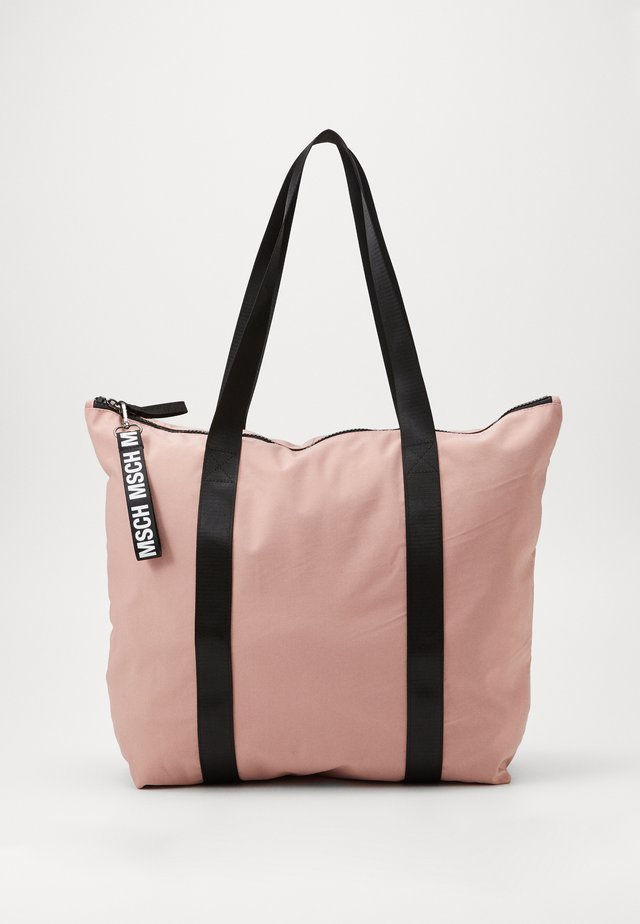 MILENE - Tote bag - rose