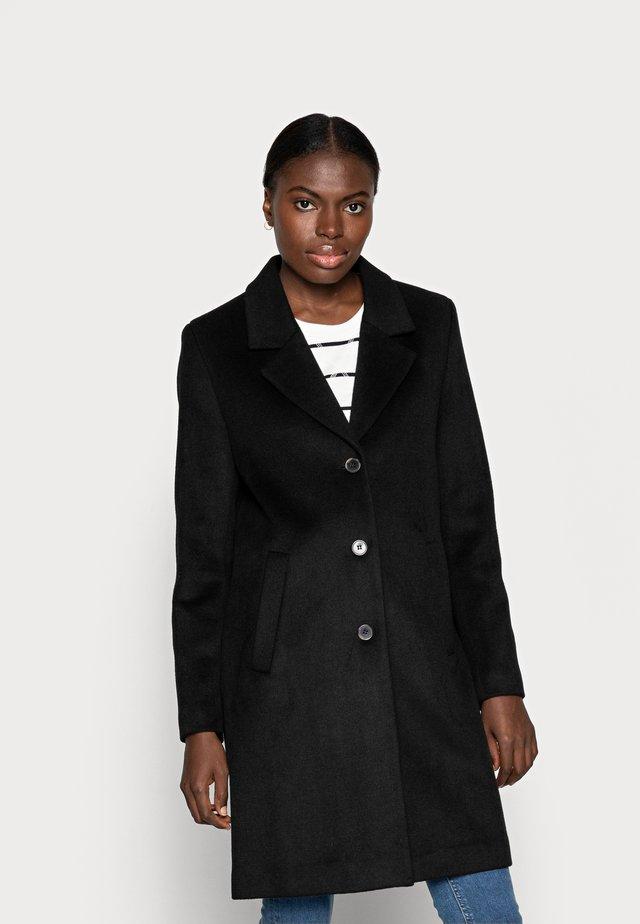 SLFSASJA COAT - Klasyczny płaszcz - black