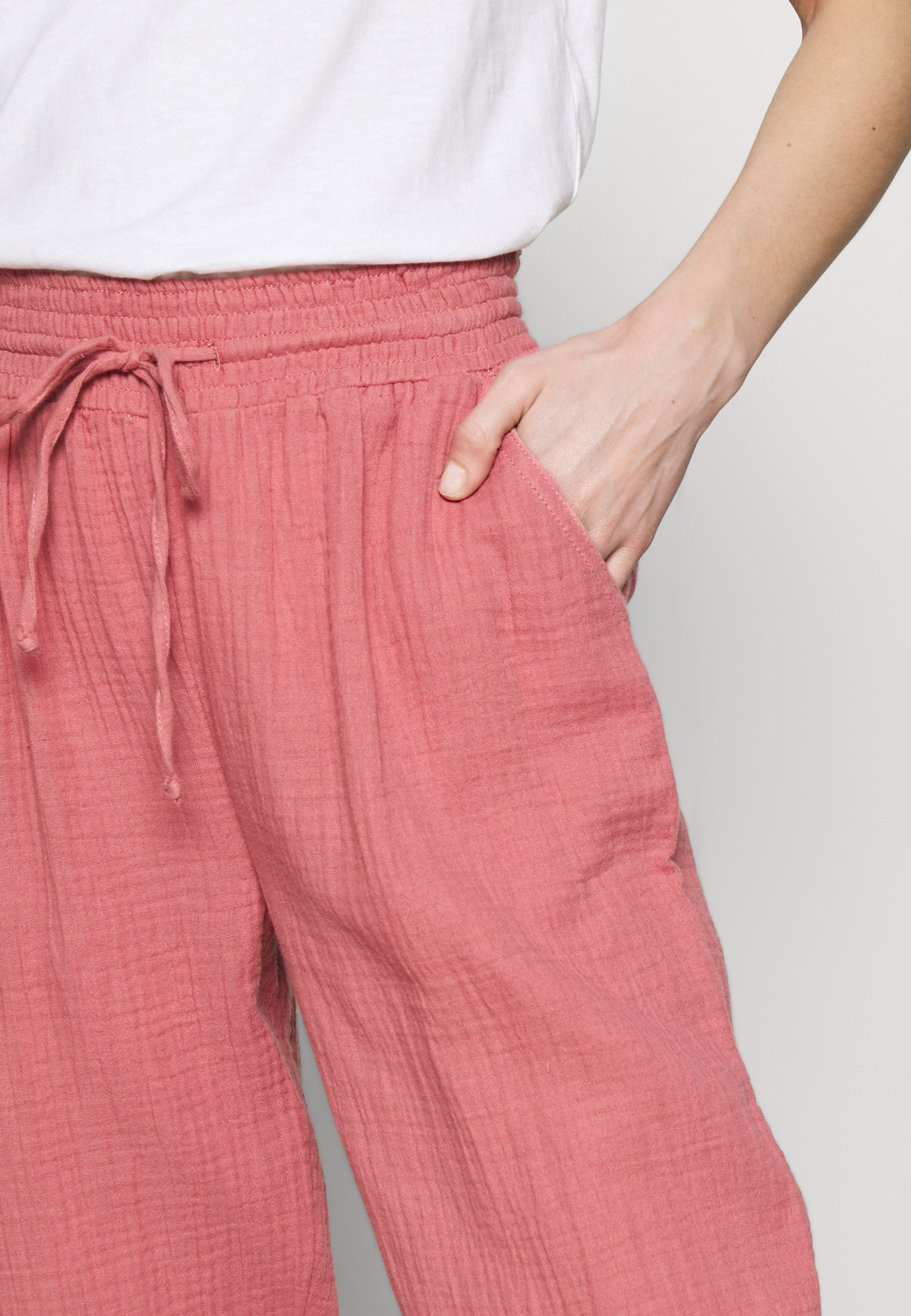 Donna MUSLIN PANT - Pantaloni del pigiama