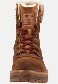 Mustang - Veterboots - medium brown - 4