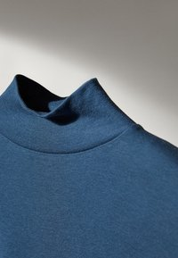 Massimo Dutti - Long sleeved top - blue - 6