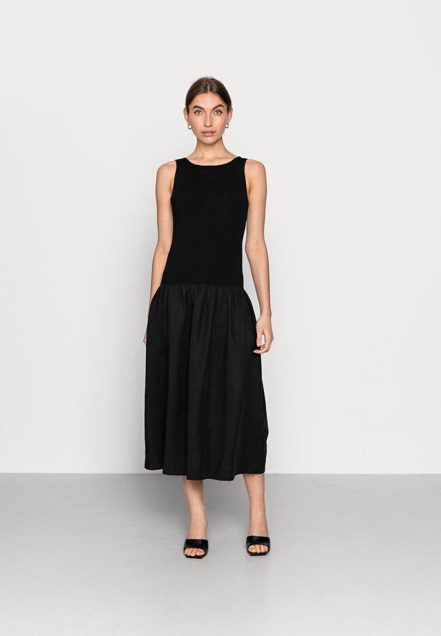 DAY DRESS - Vestito estivo - black