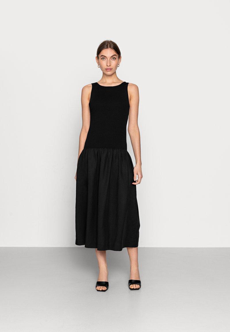 ARKET - DAY DRESS - Vestito estivo - black