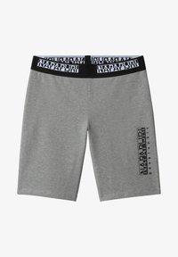 Napapijri - Shorts - medium grey melange - 6