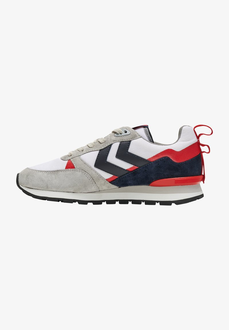 Hummel - THOR  - Trainers - white blue red