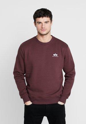 188307 - Sweatshirt - deep maroone