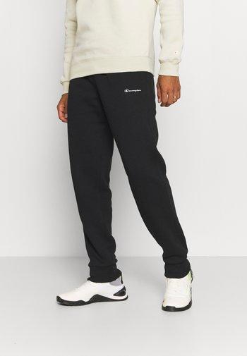 CUFF PANTS - Pantaloni sportivi - black