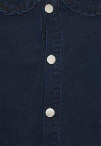 Glamorous Curve - Denim dress - dark navy - 2