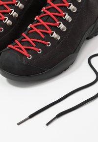 Scarpa - MOJITO ROCK - Zapatillas de senderismo - black - 5