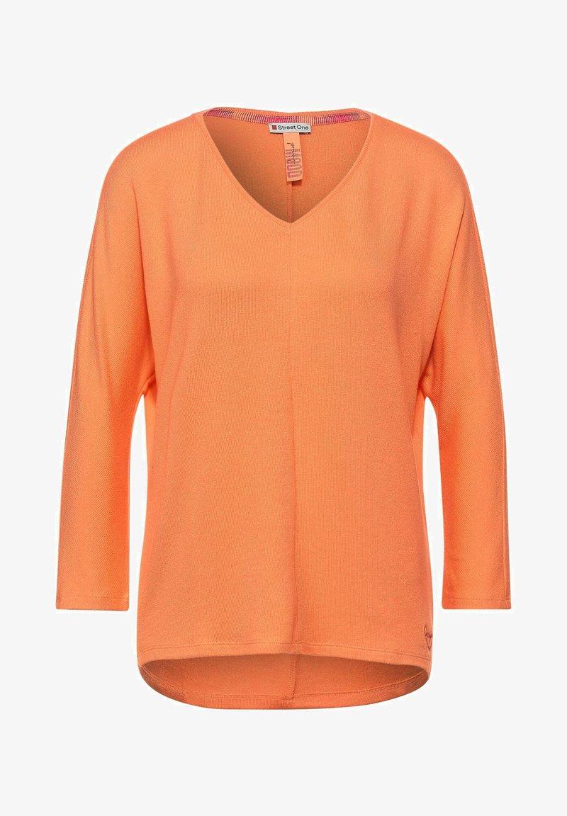 Street One - Jumper - orange