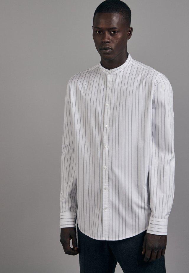 SLIM - Koszula biznesowa - schwarz