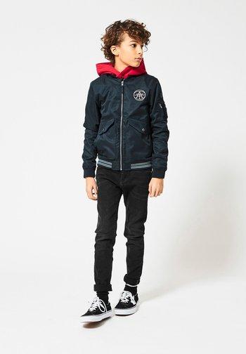 Light jacket - deep blue