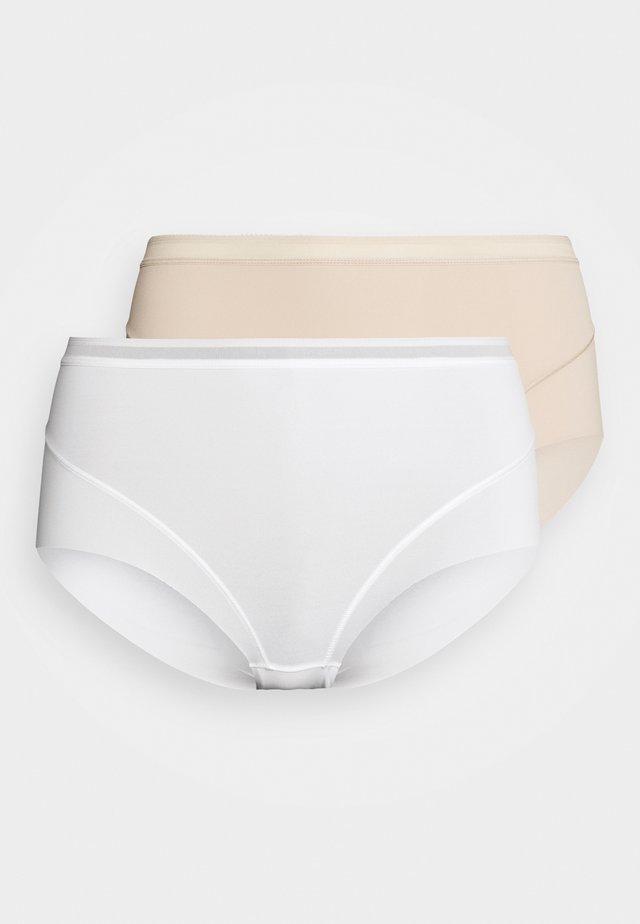 2 PACK - Intimo modellante - almond mix