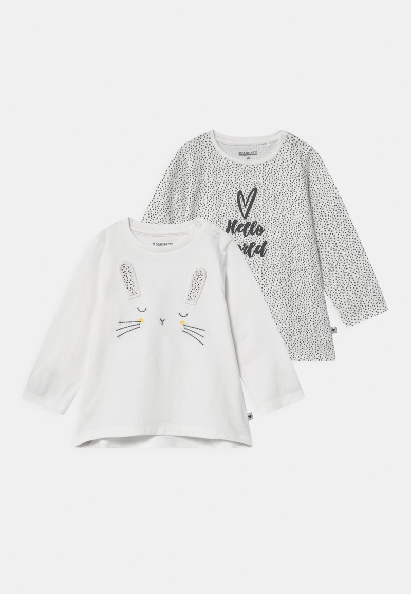 Staccato - 2 PACK - Longsleeve - off-white