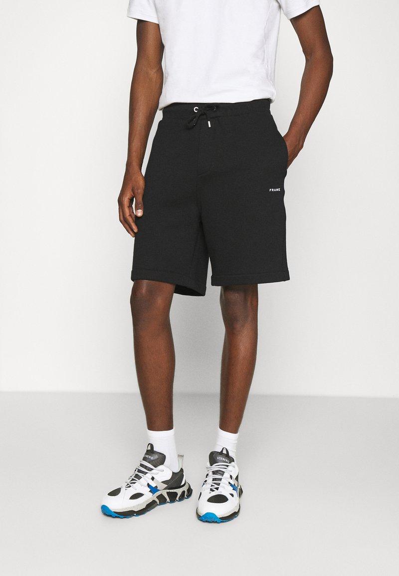Frame Denim - Shorts - noir