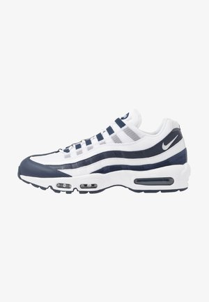 AIR MAX 95 ESSENTIAL - Sneaker low - midnight navy/white