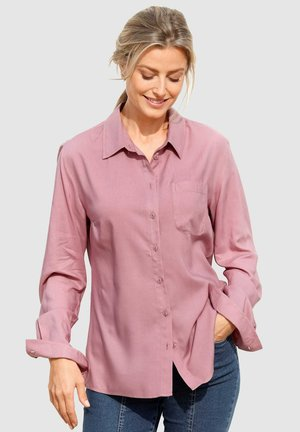 Button-down blouse - altrosa