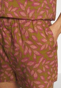 LOVE Stories - ABBIE - Pyjama bottoms - brown/pink - 4