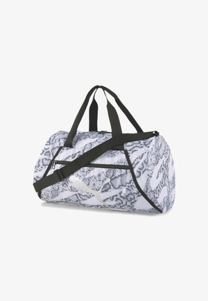 BARREL BAG - Sports bag - puma white-untamed