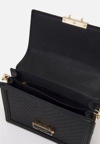 ALDO - LAISBY - Across body bag - black - 2