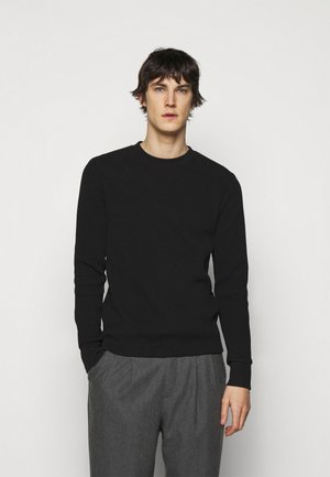MATTIS CREW  - Pullover - black