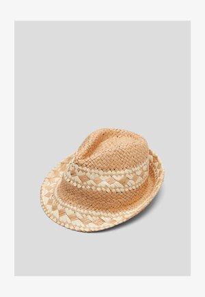 Hat - beige/sand