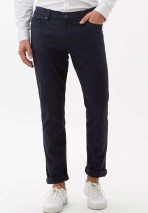 STYLE CADIZ - Trousers - blue