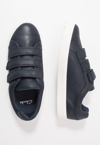 Clarks - CITY OASISLO - Trainers - navy - 0