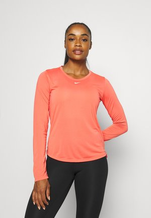 ONE - Long sleeved top - magic ember/white