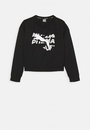 MODERN SPORTS  - Sweater - black
