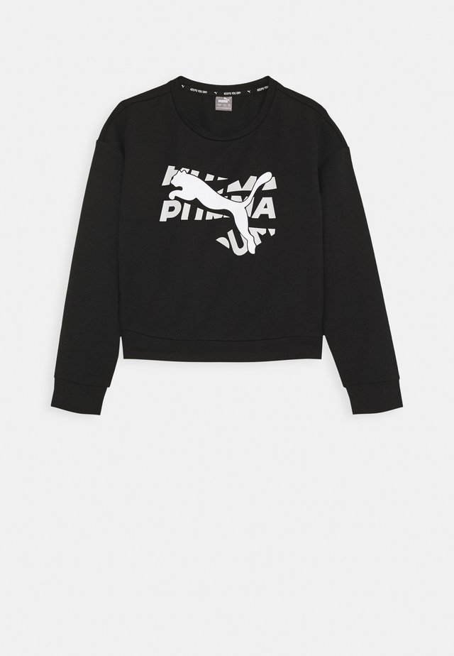 MODERN SPORTS  - Sweatshirt - black