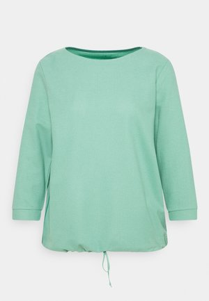 Langarmshirt - soft leaf green