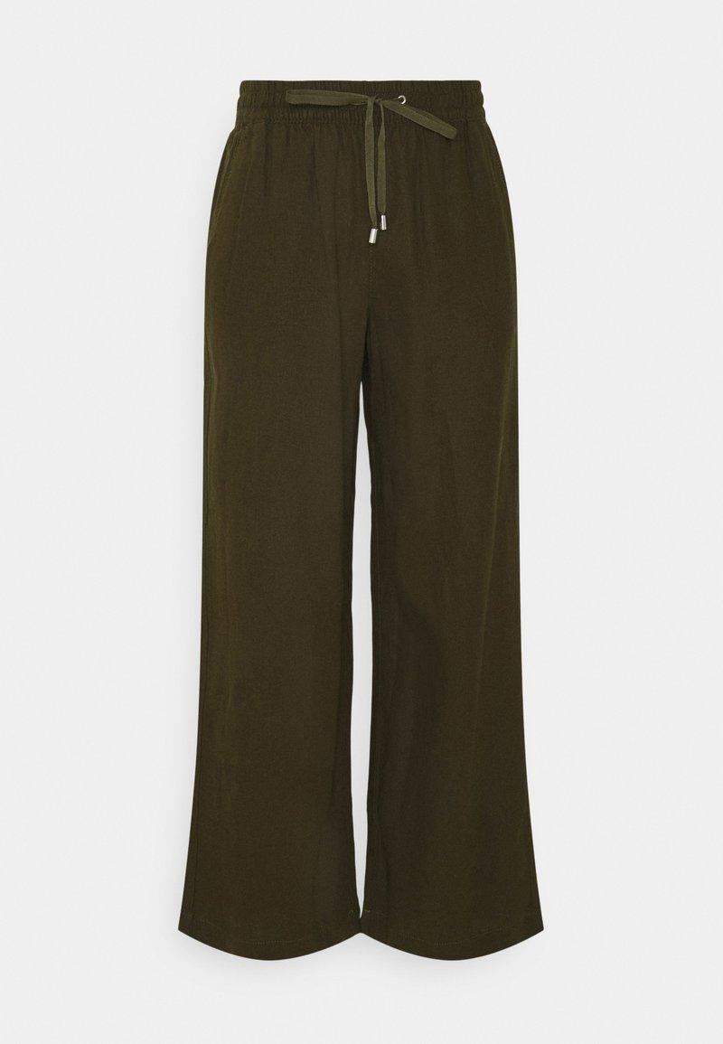 Marks & Spencer London - Trousers - khaki